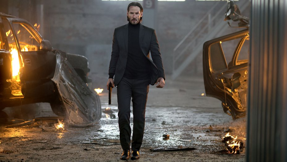 John Wick Kills Everyone in John Wick Chapter 2