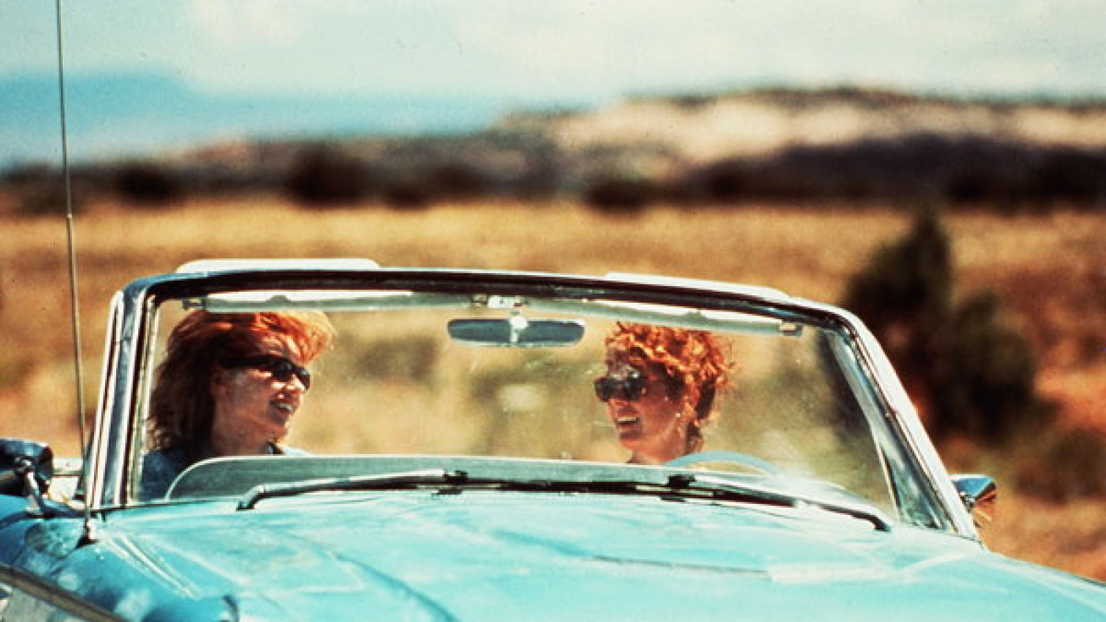 Spend your Valentine's Day with Thelma & Louise