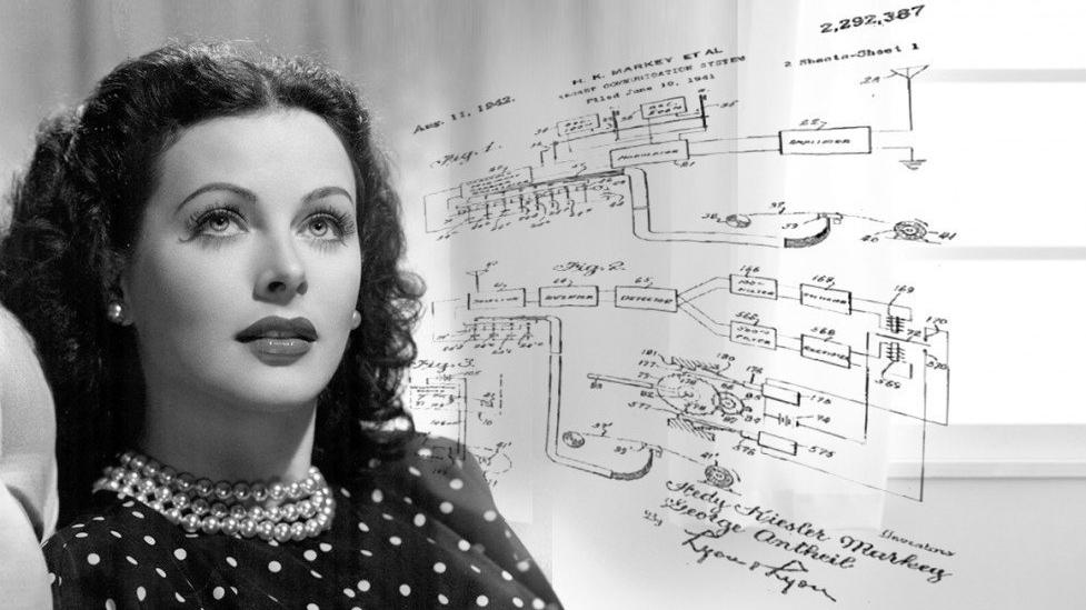 Bombshell: Hedy Lamarr