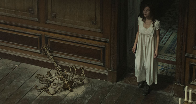 Award winning gothic ghost story The Lodgers to be released in Irish cinemas on March 9th