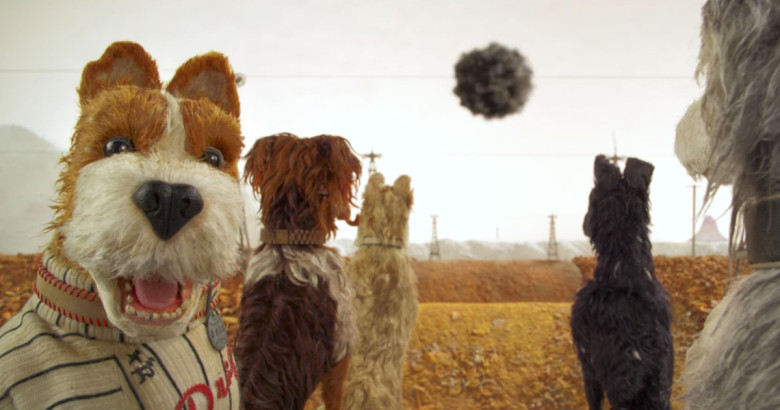 The Light House Cinema is having a dog-friendly screening of Isle of Dogs