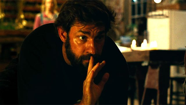 A Quiet Place is a good shout for best horror of the year so far