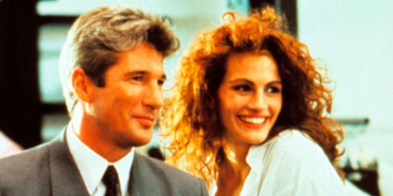 Pretty Woman at Movies on the Lawn