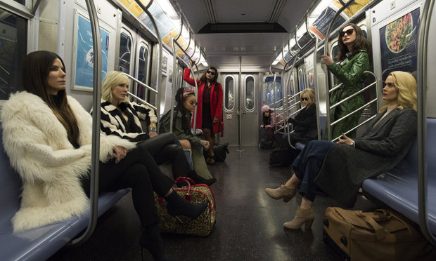 Ocean's 8 pulls off its caper without a hitch