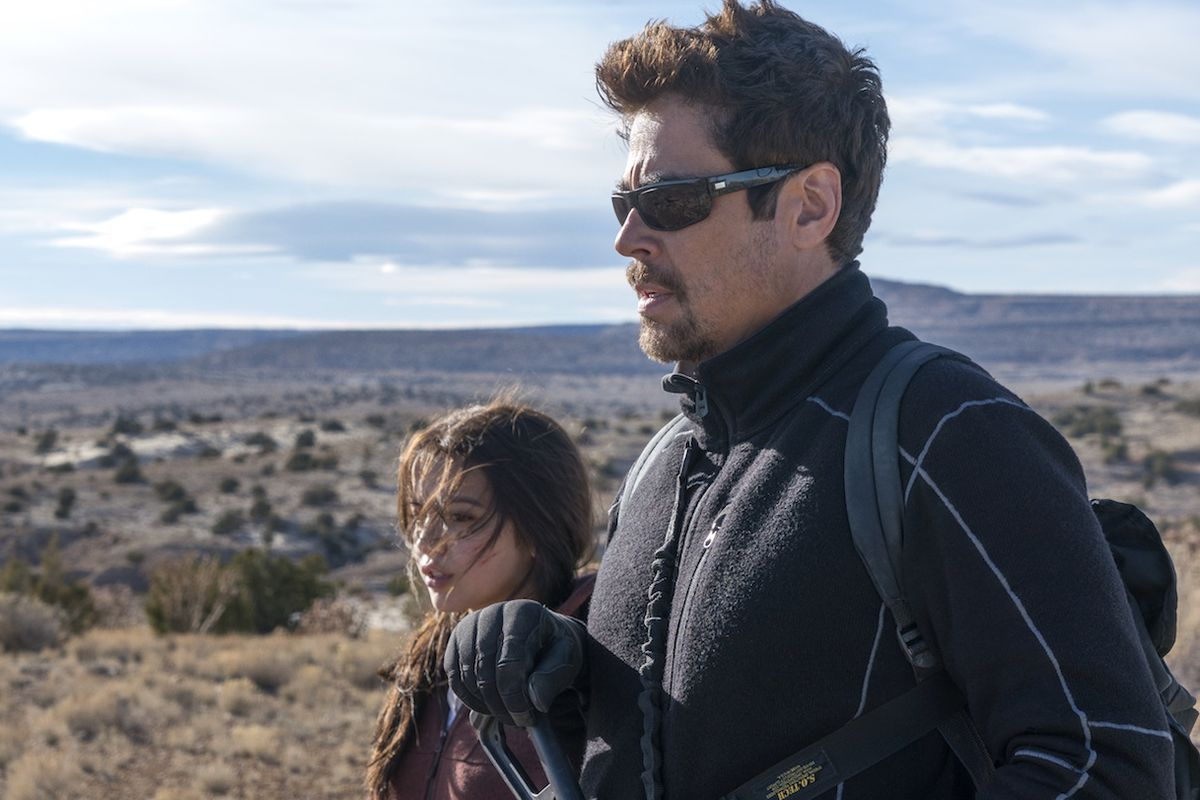 It's a Sic Sad World in Sicario 2: Soldado
