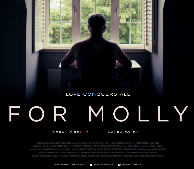 Talking For Molly with stars Kieran O'Reilly, Maura Conway and editor Dave Thorpe