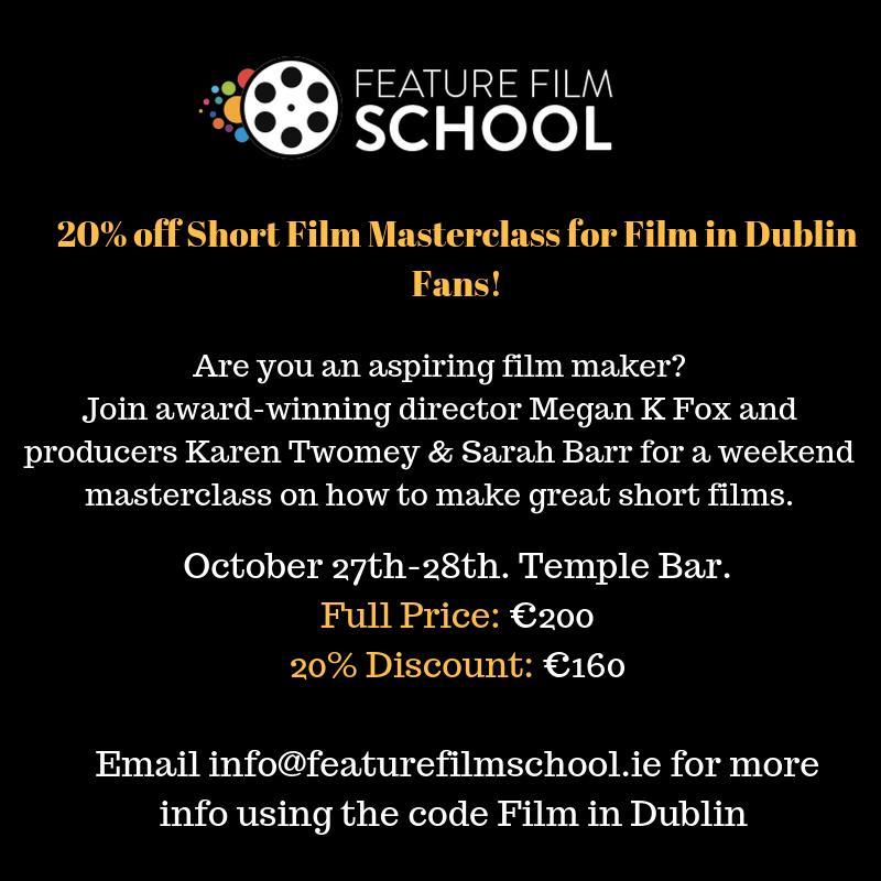 Short Film Masterclass