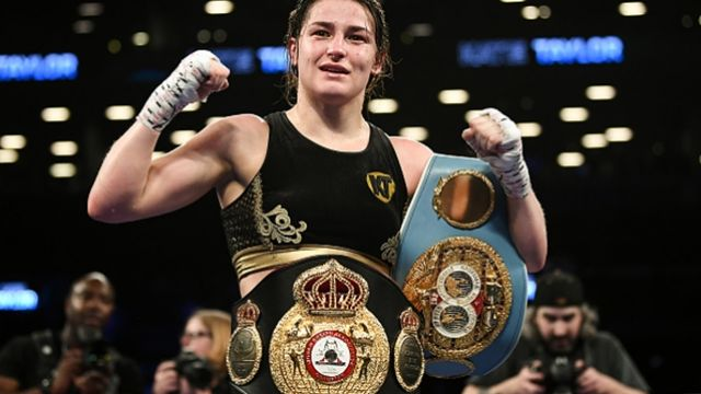 Katie Trailer for Katie Taylor