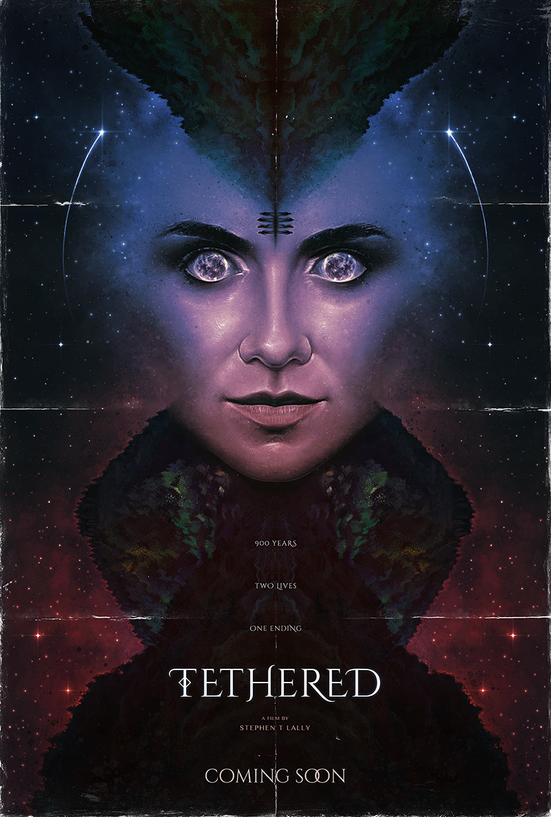 An ode to 80s fantasy and Irish storytelling, TETHERED seeks support