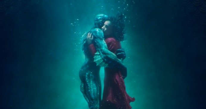 Best of 2018 Shape of Water
