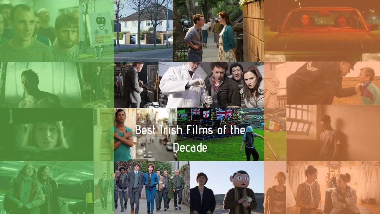 Best Irish Films of 2010s