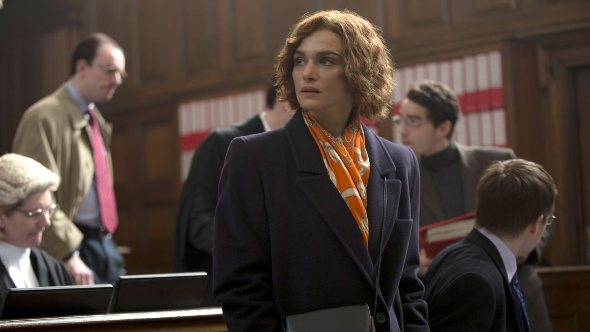 Denial is a Just the Facts Legal Drama