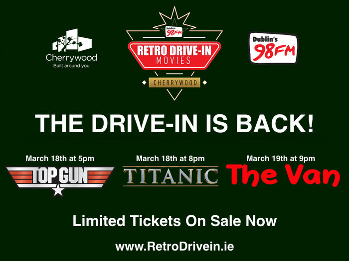 Retro Drive-In Returns to Cherrywood