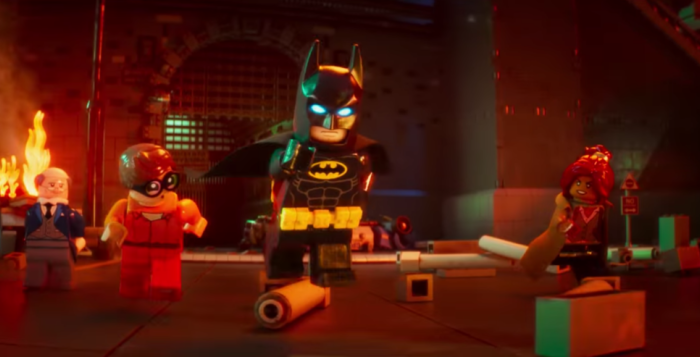 The Lego Batman Movie brings the Awesome back to Batman