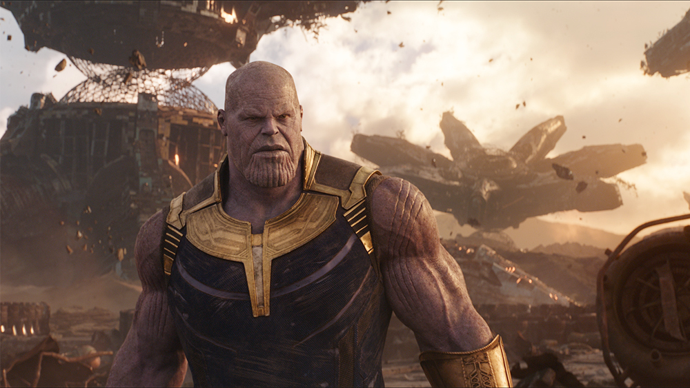 Avengers: Infinity War snaps the Marvel Universe