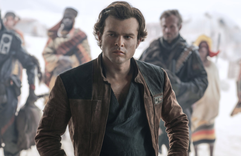 Solo: A Star Wars Story isn't in this for your revelation