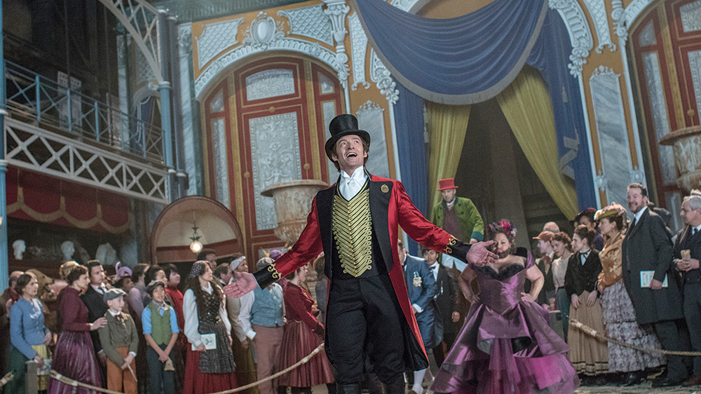 Sing along with The Greatest Showman for the August Bank Holiday Weekend