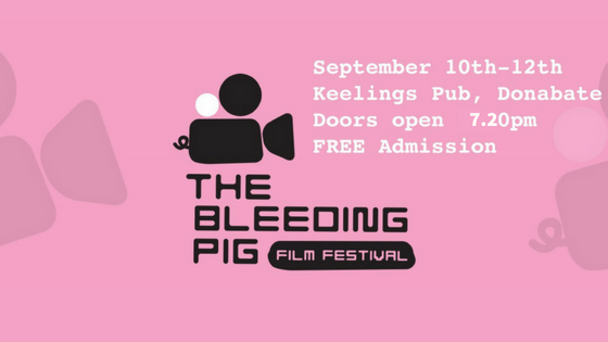 The Bleeding Pig Film Festival squeals its schedule for 2018