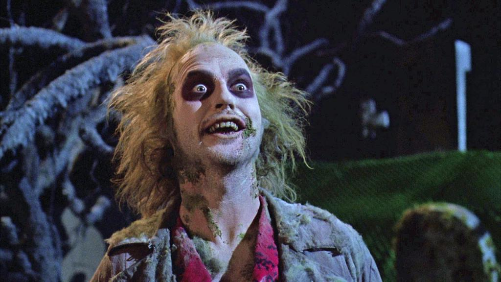 Beetlejuice 30th anniversary