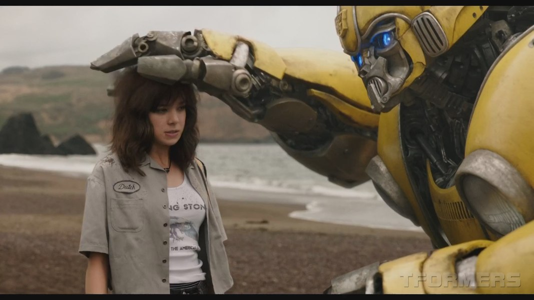 Bumblebee Floats High Above Any Transformers Movie To Date Film In Dublin