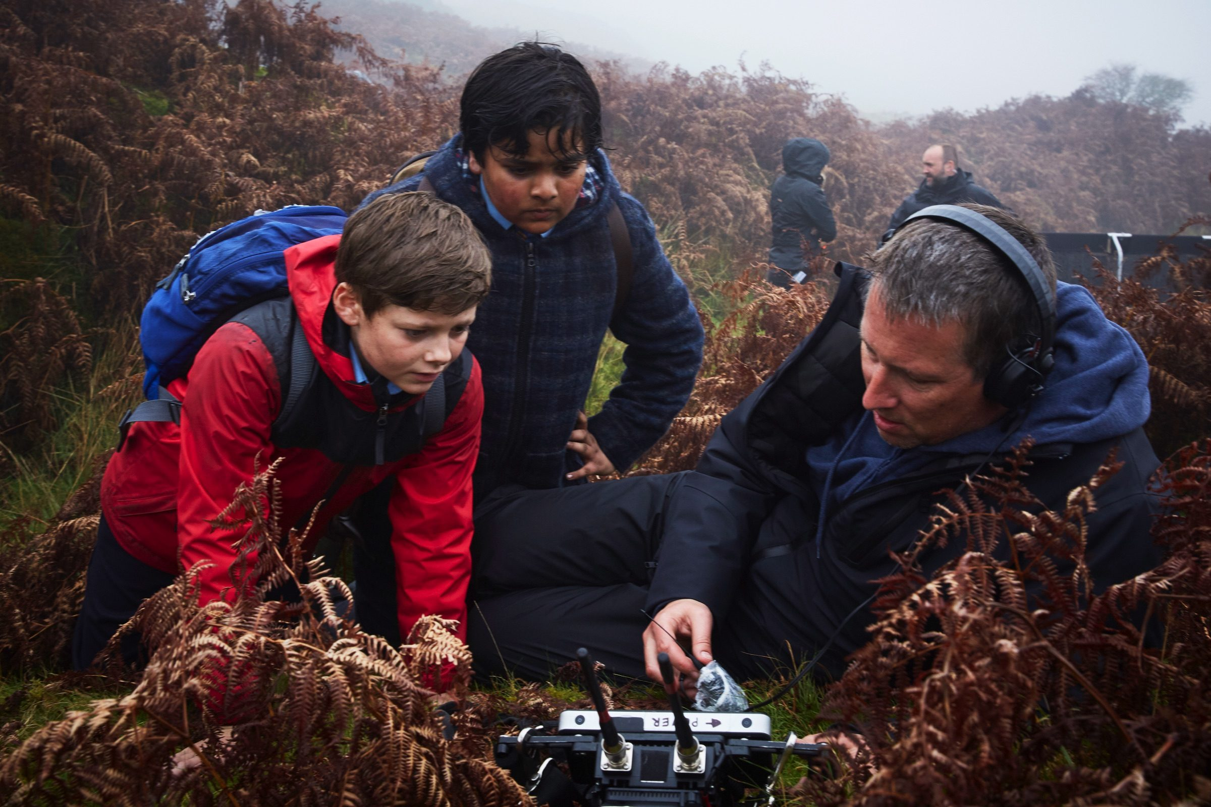 Joe Cornish Fantastic Flix workshop perfect for The Kids Who Would Be Directors