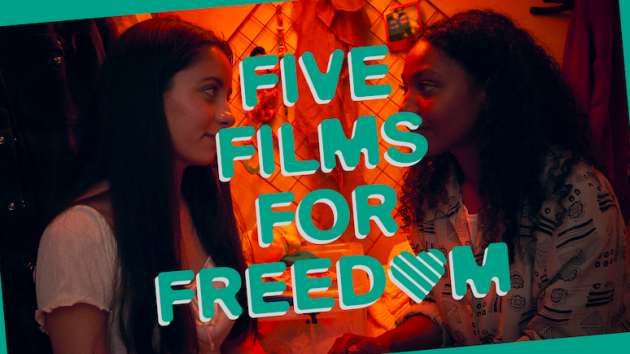 GAZE and British Council Ireland present #FiveFilms4Freedom Shorts Programme