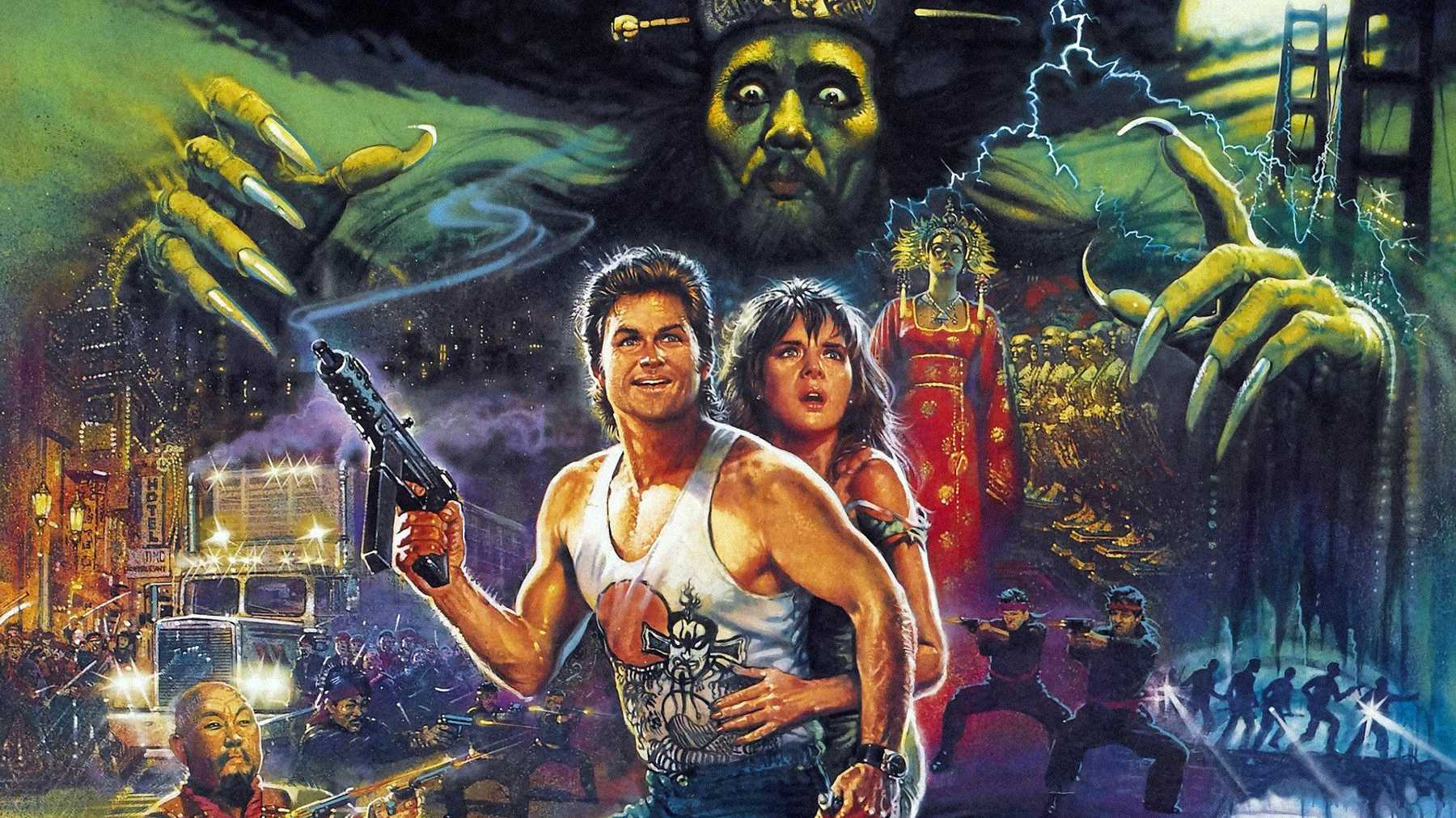 What's On The Shelf: In Times of Big Trouble, Hang Out in Little China
