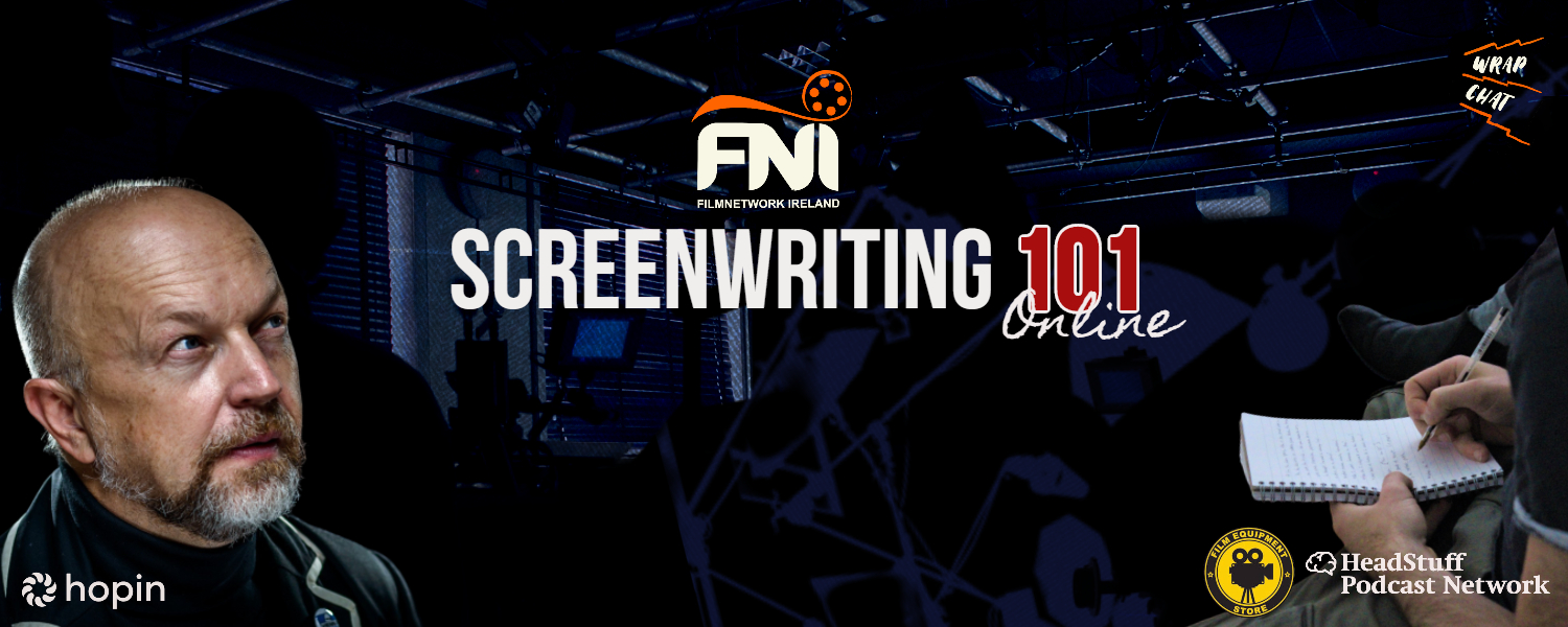 Screenwriting lessons with Ip Wischin and FNI this August