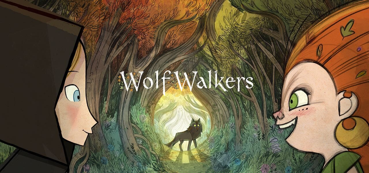 Wolfwalkers Cartoon Saloon