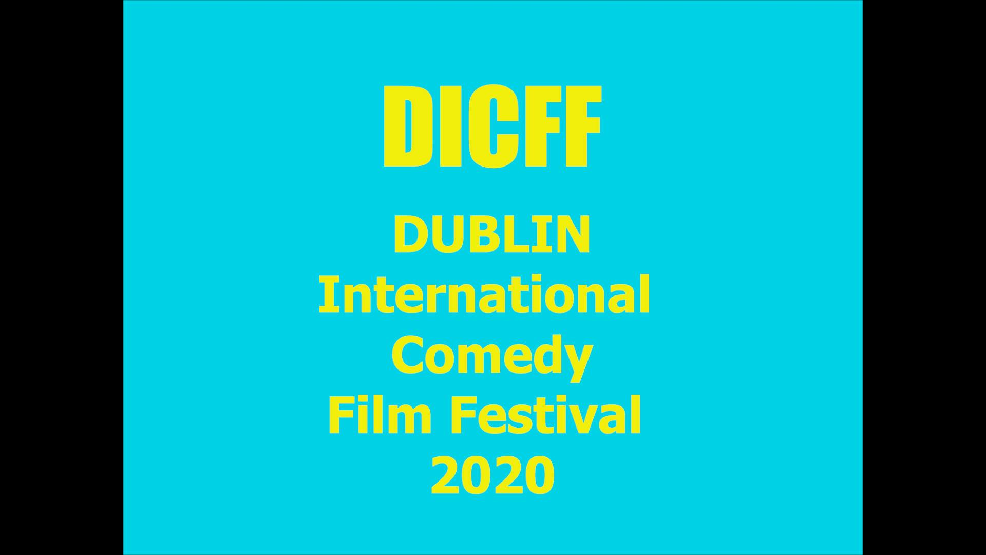 DICFF Dublin International Comedy Film Festival