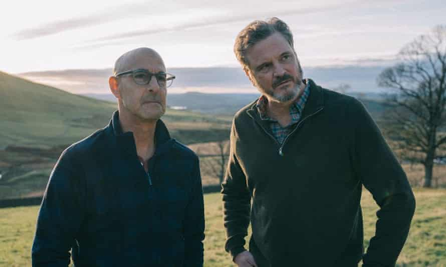 Shining stars in Stanley Tucci and Colin Firth powers Supernova