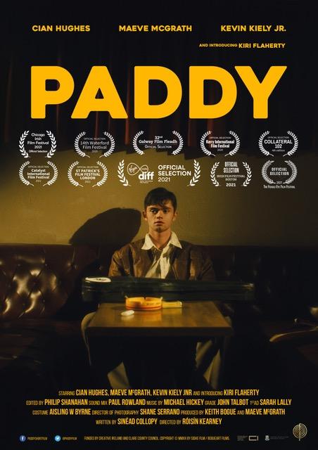 Róisín Kearney Paddy Short Film