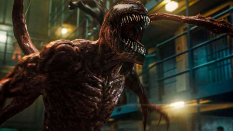 Venom: Let There Be Carnage is a raucous romantic romp